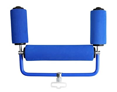 Dinsmores Match Pole Roller - Blue, 20 cm from Dinsmores