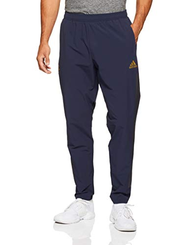 adidas Herren Manchester United FC Eu Training Hose, Night Navy, L Manchester United Fashion