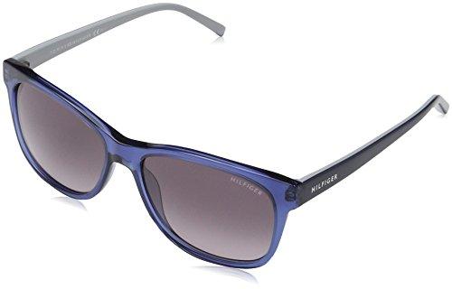 nbrille 1985 EU (56 mm) Blue, 56 (Tommy Hilfiger Sonnenbrille Männer)