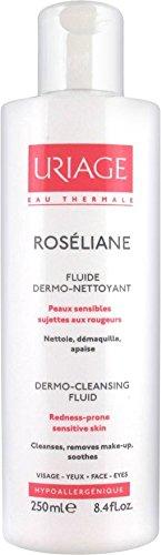 Uriage Roséliane Fluido Dermo-Nettoyant Detergente 250ml