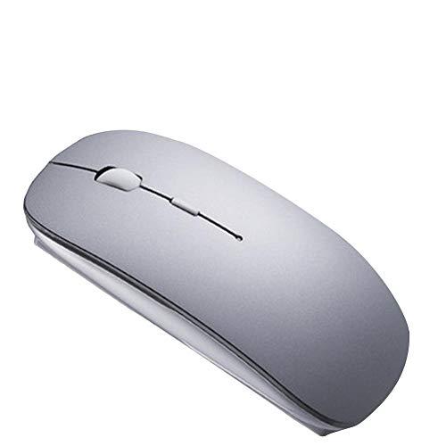 Preisvergleich Produktbild Kabellose Maus,  ultradünn,  Bluetooth 4.0 + 3.0,  kabellos,  Smart Cursor-Steuerung,  leise und glatt,  für PC / Tablet / Laptop und Windows / Mac / Linux