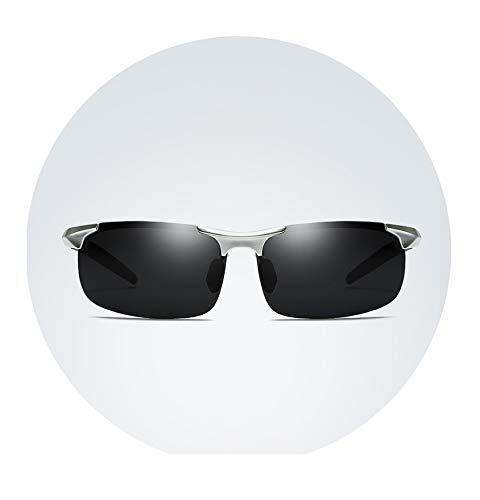Life's A Struggle Aluminium-Magnesium-Sonnenbrille polarisierte Beschichtung Spiegel Sonnenbrillen oculos Male Brillen Accessoires für Männer, 4