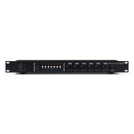 MESA DE MEZCLAS FONESTAR MX-875-SR 7 CANALES MICROFONO/LINEA