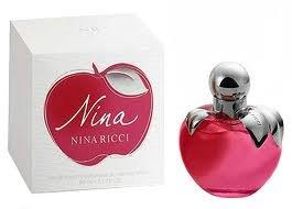 Damen-Duft–Nina Ricci Nina Eau de toilette spray 50ml (Engel Eau Vanille Toilette De)