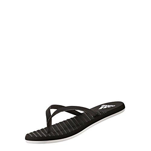 adidas Damen Eezay Soft W Laufschuhe Mehrfarbig (Core Black/ftwr White/core Black)