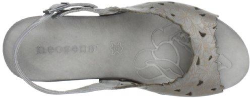 Neosens Trepat 454, Sandales femmes Gris (Tinted Grey)