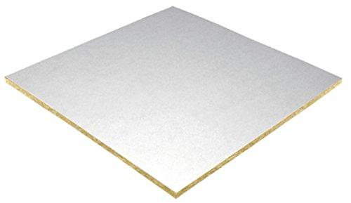 Panel-wolle (Decke rockfon Pacific Panels aus Wolle von Rock 60x 60cm)