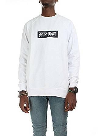 Preisvergleich Produktbild Napapijri N0YHN9176 Sweatshirts Mann Blau XL