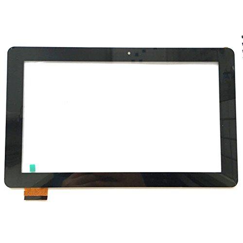 """EUTOPING Schwarz Neue 10.1 Zentimeter für 10.1"""" Odys Space 10 PRO 50 pin Touch Screen digitizer Ersatz für tablette"""