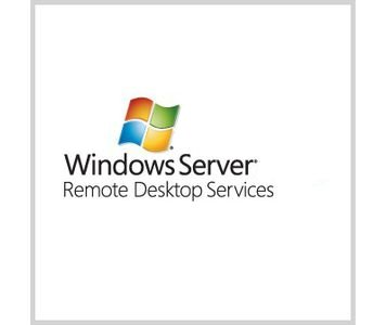 Microsoft Windows Server 2012 Remote Desktop Services - Lizenz - 1 Benutzer-CAL - OEM - BIOS-Sperre (Lenovo) - Win