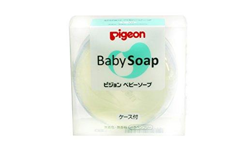 BABY TRANSPARENT SOAP W CASE