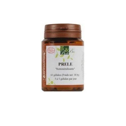 BELLE ET BIO - Prêle bio - 200 Gélules
