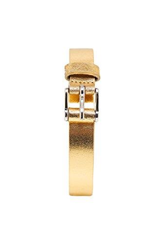 Esprit Accessoires 058ea1s020, Cinturón Mujer, Amarillo (Gold 790), 80