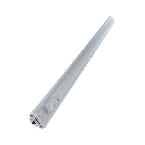 douself LED Luci Cabinet PIR sensore di movimento lampada per la camera da letto, bagno, cucina, corridoio, soppalco, armadio, credenza, ecc (50cm)