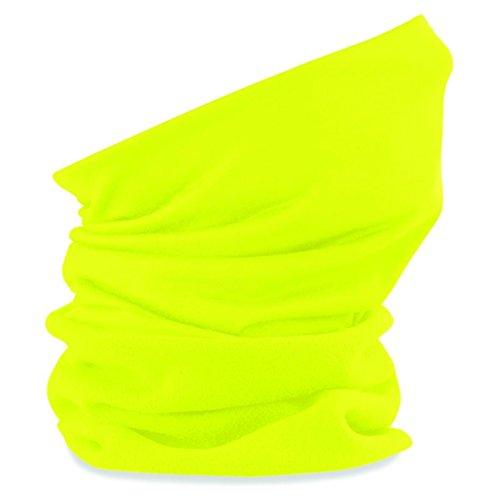 Beechfield Morf SupraFleece Schlauchschal, verschiedene Farben one size,Fluorescent Yellow