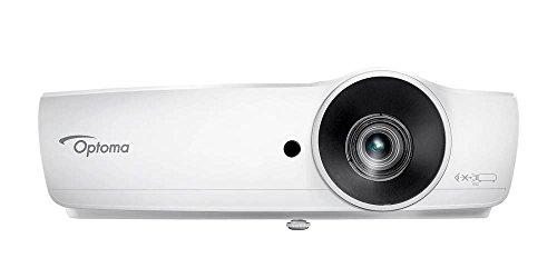 Optoma EH461 DLP Projektor (Full HD, 5000 Lumen, 20.000:1 Kontrast, 3D Zoom 1,2x) -
