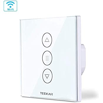 Smart Shutter Switch Maxcio Wifi Blinds Switch Compatible