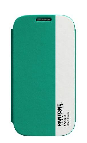 Pantone Universe Clip-On Schutzhülle Case für iPhone 5 - 19-1762 Crimson Deep Green