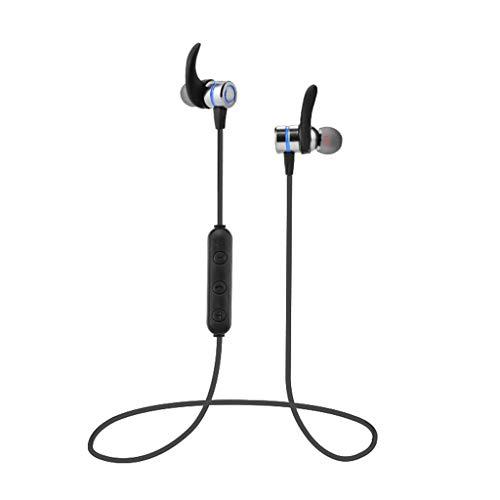 Bluetooth Kopfhörer Kabellos Over-Ear PC Headset Drahtloser Bluetooth-Sportkopfhörer mit Mikrofon Schweißsichere Kopfhörer Drahtlose Bluetooth-Sport-Ohrhörer Stereo-Headset (H390 Headset Usb Logitech)