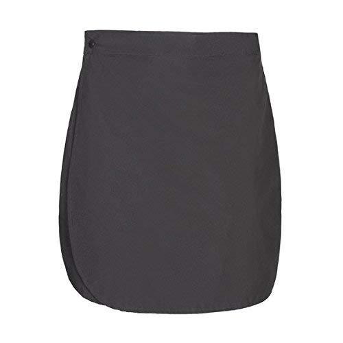 Golf Regen Kleidung (Regen Mädchen Golf Damen Golf Regen Rock, Damen, Schwarz, XL-XXL (16-22))
