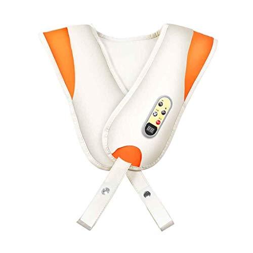 RMXMY Elektrisches Massagegerät - Beheizter Massageschal Hals und Schultern Zervikalmassage Hals und Schultern Multifunktionskörper Massagegerät Elektrischer Massagegerät