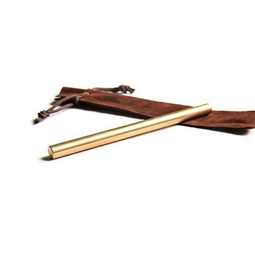 ecvison-stylo-a-bille-en-laiton-avec-recharge-de-stylo-et-pochette-en-velours-classique-fait-main-st