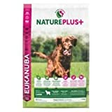 Spectrum - Eukanuba Nature Plus+ Puppy & Junior Rich in Freshly Frozen Lamb - 2.3kg - EU/UK