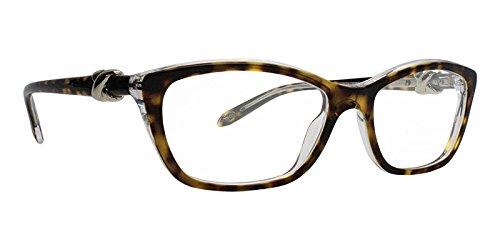 Tiffany & Co. Für Frau 2074 Tortoise / Transparent Kunststoffgestell Brillen, 52mm