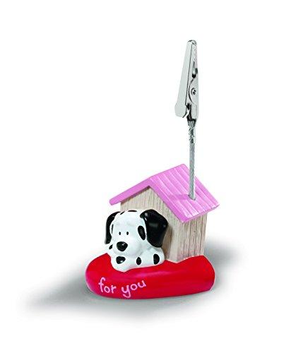 Great Gizmos NICI Love Dog - Soporte para foto (5 x 10 cm), diseño de perro