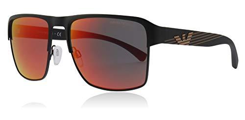 Emporio Armani Sonnenbrillen EA 2066 BLACK/ORANGE Herrenbrillen