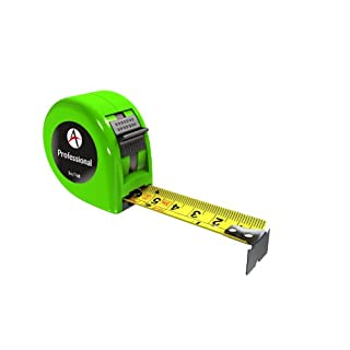 Advent Professional MR-5019HV 5m/16ft Hi-Visibility Tape Measure