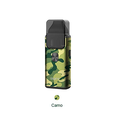 Aspire Breeze 2 AIO Starter Kit 3ml 1000mAh All-In-One Kit Non contiene nicotina (camo)