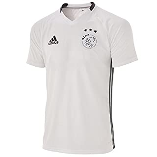 adidas Ajax TRG JSY Y - Training Shirt Boys - White - 9-10 Years (140)
