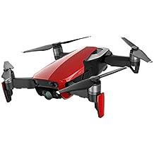 DJI Mavic Air (EU) - Drone Quadricoptère avec caméras panoramiques sphériques de 32 Mpx, photos HDR, vidéos 4K à 30 i/s en 100 Mbit/s et ralentis 1080p à 120 i/s - Rouge (Reconditionné)
