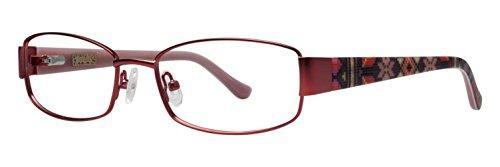 kensie-gafas-lovesick-rojo-50-mm