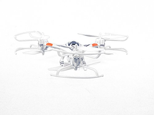 efaso CX-33W - FPV WiFi Tricopter Cheerson 2.4 GHz, 4-Kanal Tricopter mit 720p WIFI HD-Kamera, Höhenbarometer und automatischer Start- und Landefunktion - 4