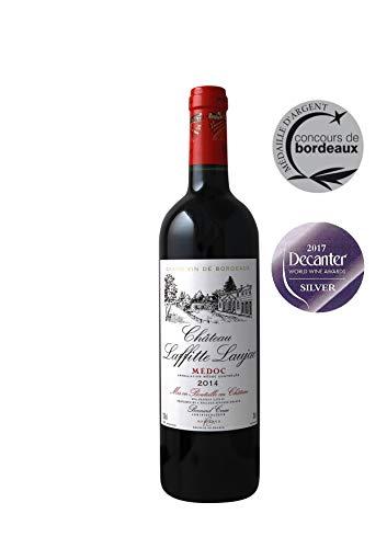 Château Laffitte Laujac - 2011- Grand Vin Rouge de Bordeaux...