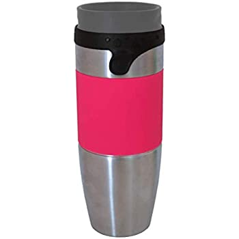 Twizz Steel Neolid Liloutine Mug Isotherme 600ml 534AScjLqR
