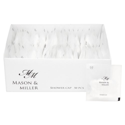 Mason & Miller Douche Cap 50 Pieces