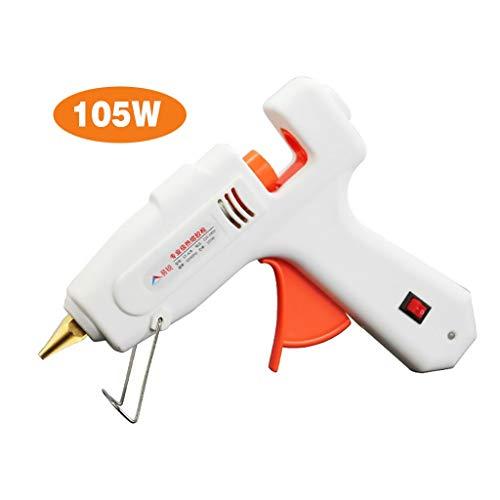 Heißklebepistole, 105W Mini-Klebepistole, Für Kinder, Handwerk, Hobby, Kunst, Heimwerker- Und Büroreparatur Mini Glue Pen
