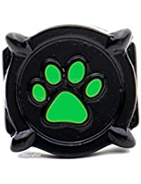 Cat Noir ring costume.size 5,6,7,8.Glow in the dark. Inspired by Miraculous Lady Bug