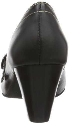 Andrea Conti 0594364, Escarpins femme Noir - Black - Schwarz (schwarz 002)