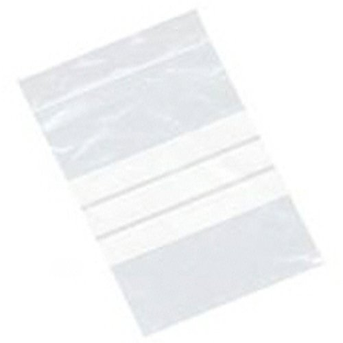 100-large-6-x-9-150-x-225mm-clear-plastic-polythene-resealable-gripseal-bags-with-write-on-panels-gr