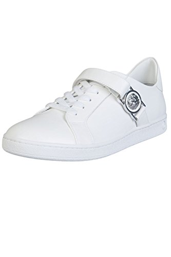 Versus Lion Lo-Top Ii Homme Baskets Mode Blanc Blanc