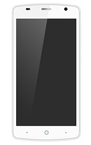 ZTE Blade L5 Smartphone (12,7 cm (5 Zoll) Display, 8 GB Speicher, Android 5.1) Weiß