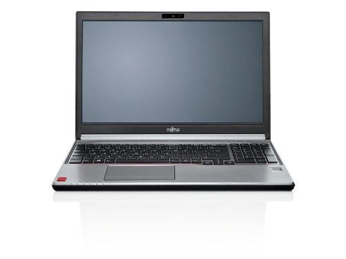 Fujitsu LIFEBOOK E754 - notebooks (Notebook, Windows 7 Professional, Lithium-Ion (Li-Ion), 64-bit, Black, Grey, Windows 8.1 Pro)