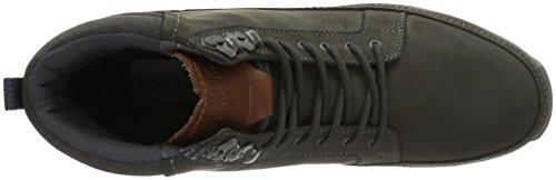 Boxfresh Loadha Uh Lea Dk Shw, Sneakers Haute  homme Gris