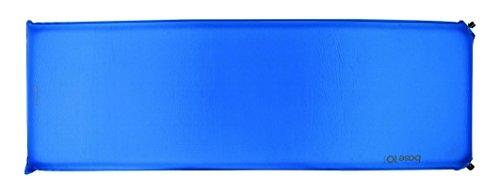 Highlander Matelas Isolant Base autogonflant Bleu 198x 64x 10cm, sm118de BL