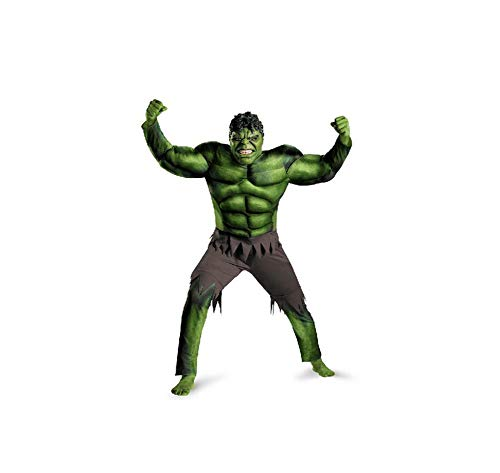 DS (GR. 92-134) Kostüm *HULK* Halloween Fasching - OVERALL UND MASKE (Hulk Halloween Kostüm)