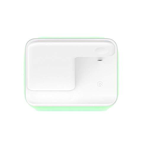Elementral 15W- 3-in-1 Smart Wireless-Ladegerät Für IOS-Handy-Headset Qi Wireless Charging Base (Samsung Series 9 Charger)